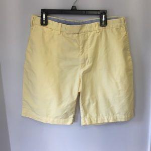 Polo Ralph Lauren yellow shorts